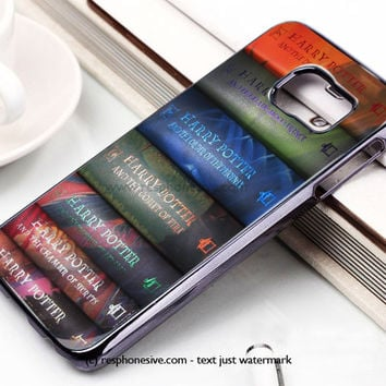 Harry Potter Collage Quote Samsung Galaxy S6 and S6 Edge Case
