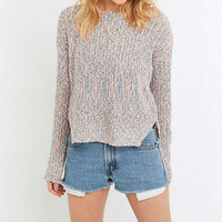 Ecote Knitted Tapered Pullover Jumper - Urban Outfitters