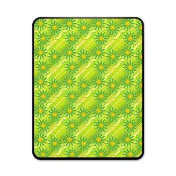 Lime Yellow Daisies iPad Case> iPad Cases, Covers and Sleeves> Graphic Allusions