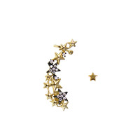 Starry Night Ear Cuff & Stud