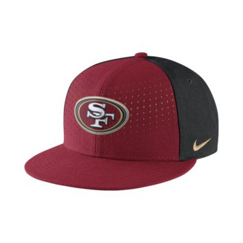 Nike Laser Pulse True (NFL 49ers) Adjustable Hat (Red)