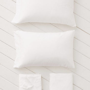 Solid Sheet Set   Urban Outfitters