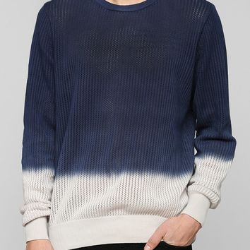 Classic Dip-Dye Sweater - Urban Outfitters