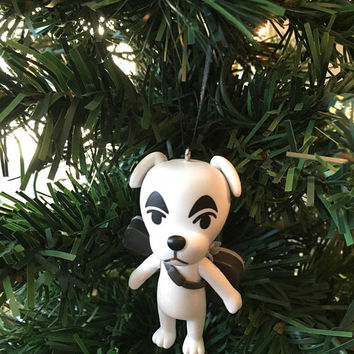 Animal Crossing Ornament - KK Slider