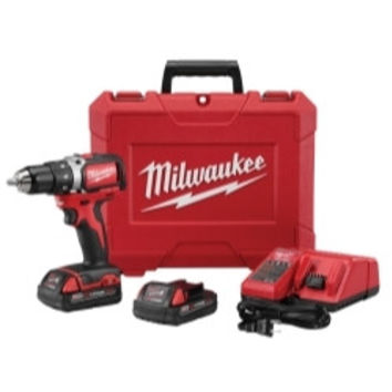 "M18 1/2"" Compact Brushless Drill/Driver Kit"