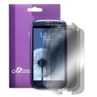 Fosmon Crystal Clear Screen Protector Shield for Samsung Galaxy S3 III i9300 - 3 Pack