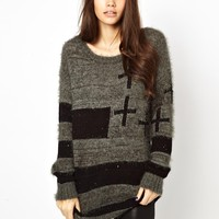 Only Knit Cross