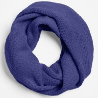 Nordstrom Pointelle Knit Cashmere Infinity Scarf   Nordstrom