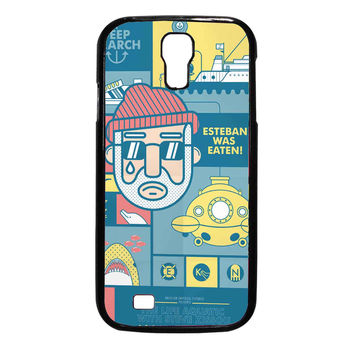 The Life Aquatic with Steve Zissou FOR SAMSUNG GALAXY S4 CASE**AP*