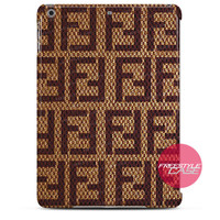 Fendi Pattern Brand  iPad Case 2, 3, 4, Air, Mini Cover