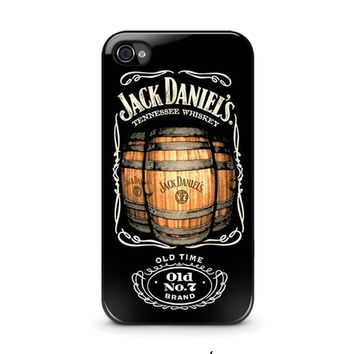 JACK DANIELS iPhone 4 / 4S Case Cover