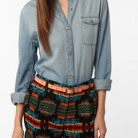 UrbanOutfitters.com > BDG Chambray Button-Down Shirt