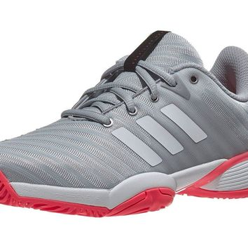 adidas Kids' Barricade 2018 Tennis Shoe