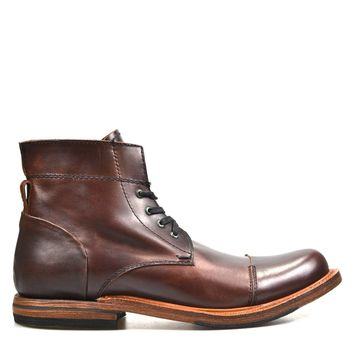 Sutro Alder II Men's Boot in Dark Brown