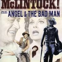 2 DVD Set McLintock! - Angel And The Bad Man (John Wayne) Special Edition Bonus