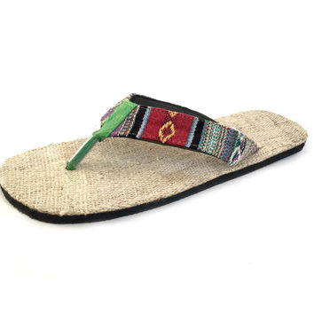Natural Eco Friendly Flipflop Slippers - matonaturals