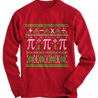 Math Ugly Christmas Sweater