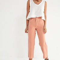 UO Rori Frayed Hem Tank Top | Urban Outfitters