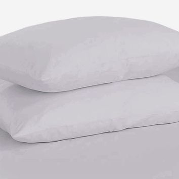 Tache Set of 2 Cloud White Pillowcase