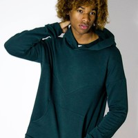 The CXX Jungle Green Oversized Hoody