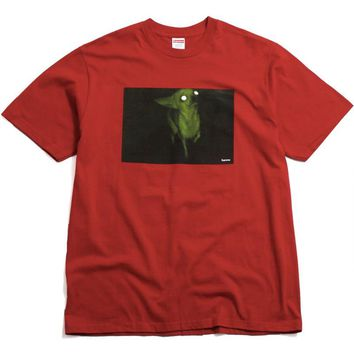 Chris Cunningham Chihuahua T-Shirt Red (Large)