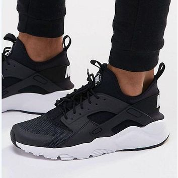 NIKE AIR Huarache Women Breathable Running Sport Sneakers Shoes