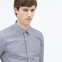 GINGHAM CHECK SHIRT New