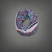 Pretty Patterned Scarf