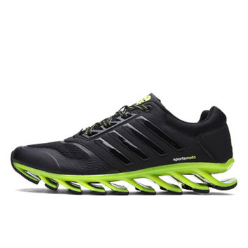 2017 running shoes men sneakers lightweight colorful reflective mesh vamp for outdoor sports jogging walking shoe for men