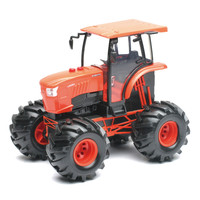 Kubota Monster Farm Light-Up Tractor Toy