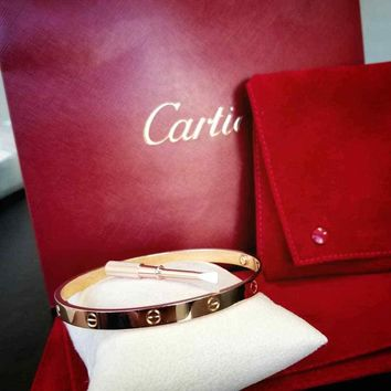 One-nice? Cartier LOVE BRACELET - 18k Pink Gold - Size 23