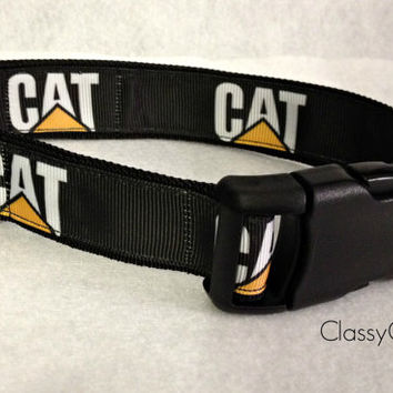CAT Inc. Equipment Dog Collar