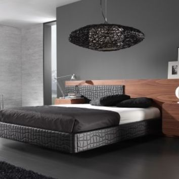 Zaragoza Platform Bed 17932121 by J&M Furniture - Opulentitems.com
