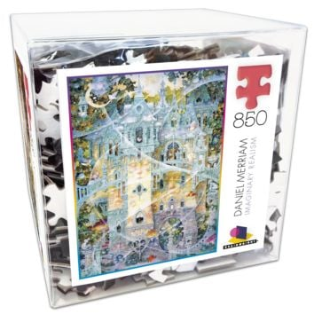 Ceaco Deluxe 850 piece - Daniel Merriam The Impetus of Dreams 2