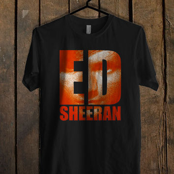 Ed Sheeran art T Shirt Mens T Shirt and Womens T Shirt *