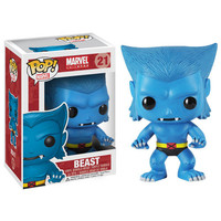 Beast X-Men Pop Bobblehead Vinyl Figure