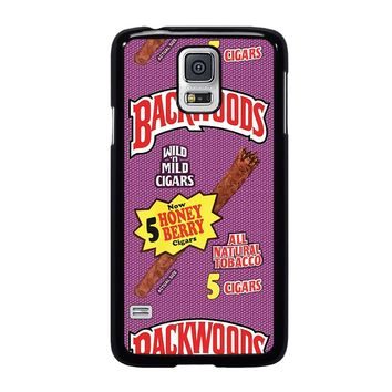 ONLY BACKWOODS CIGARS Samsung Galaxy S5 Case