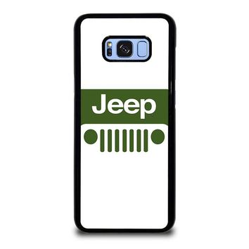 JEEP LOGO Samsung Galaxy S8 Plus Case Cover