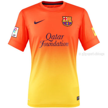 Barcelona Jersey Youth and Boys Sizes