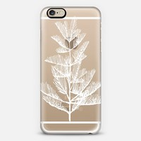 white tree iPhone 6 case by Marianna Tankelevich | Casetify