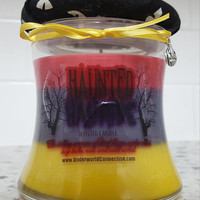HAUNTED HAYRIDE scented candle