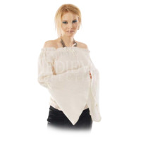 Casual Bell Sleeved Medieval Shirt - FX1142 by Medieval Collectibles