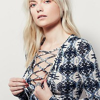 Free People Mai Tai Top