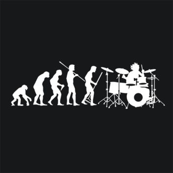 The Evolution Of a Drummer Music