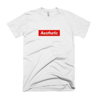 Aesthetic Box Logo T-Shirt