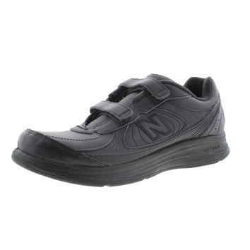 New Balance Womens 577 Leather  Walking Shoes