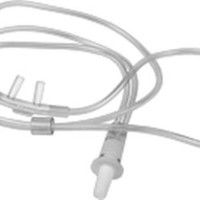 Adult Oxygen Nasal Cannula with 7' tubing