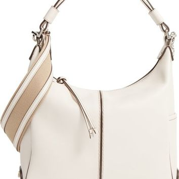 Tod's Miky Leather Hobo | Nordstrom