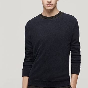 Rag & Bone - Maurice Crew, Blue Graph