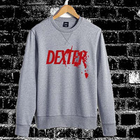 dexter Sweatshirt Crewneck Men or Women